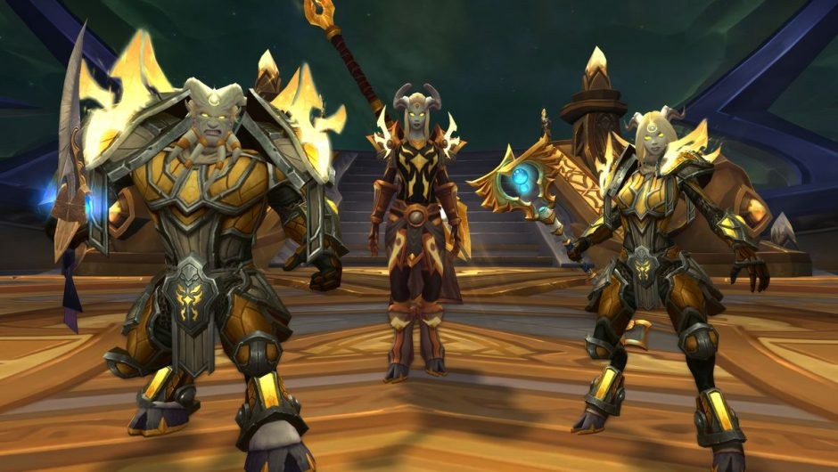 Join The Battle For Azeroth, World Of Warcraft's Newest Release