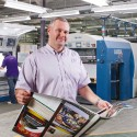 Litho printing services from Cambrian Printers