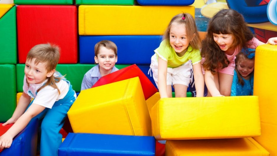 Activity Centre: A Play Centre For Kids