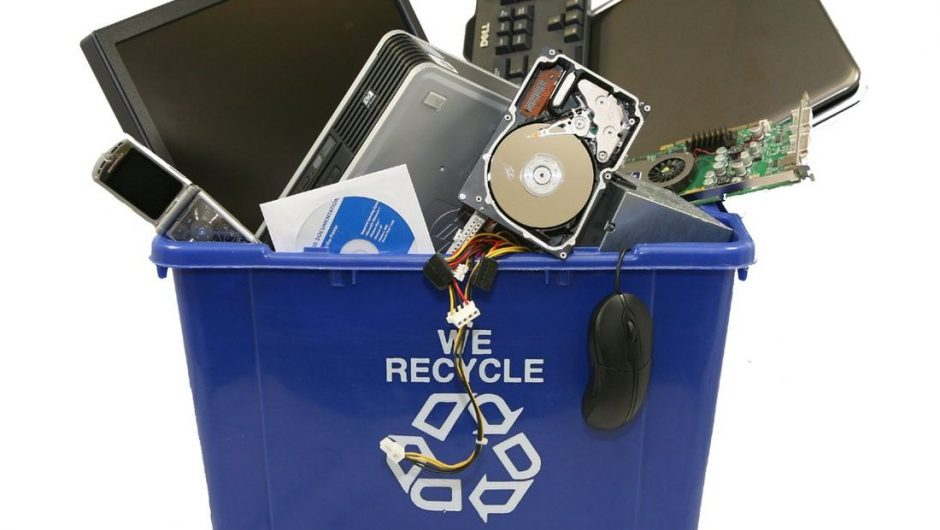 All You Need To Know About Recycling Your Electronics Items