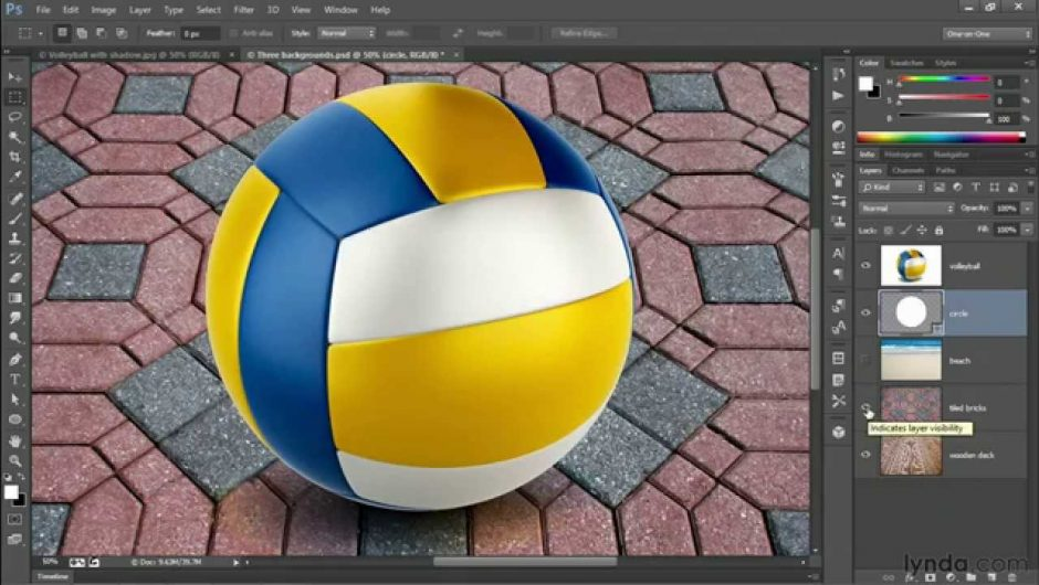 Unbounded Creative Sphere Of Photoshop Photos