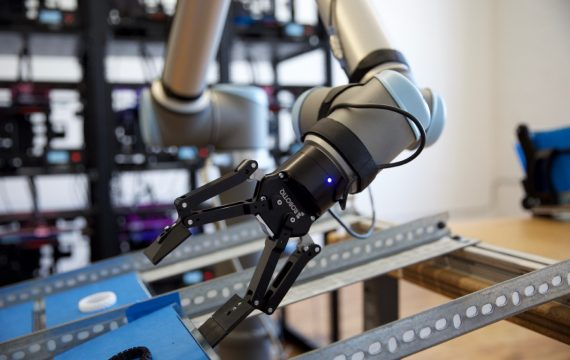 The Game Changing Robots From Universal Robots