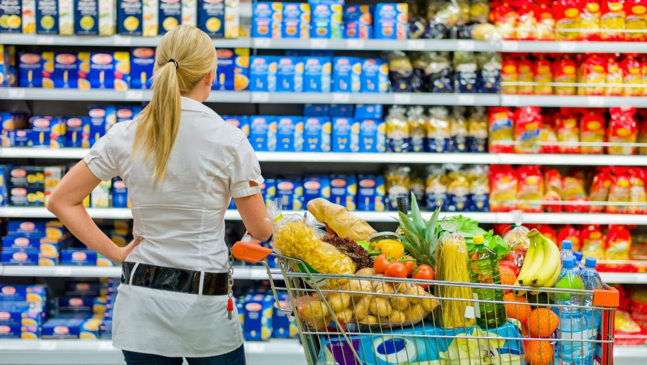 How to Save Money When Supermarket Shopping