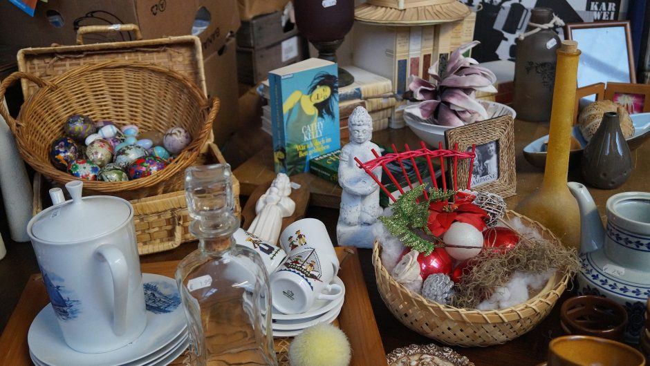 Effective Methods Of Selling Your Old Stuff