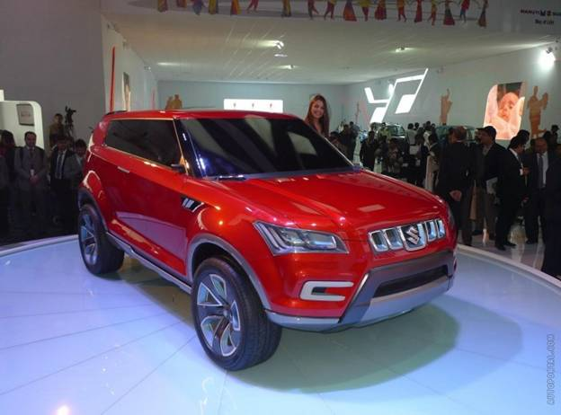 Maruti Suzuki XA Alpha – An All-New Car From The Leader
