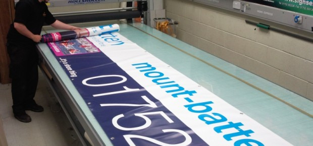 rinted Banners